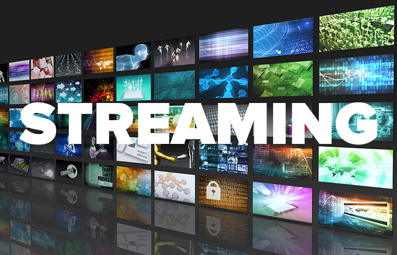 Streaming Channels Visual